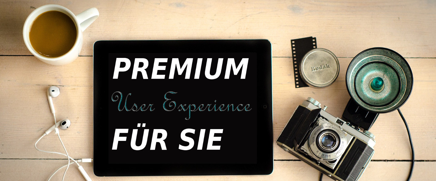 User Experience Analyse vom Fachmann. Bei AB Webservices kein Problem